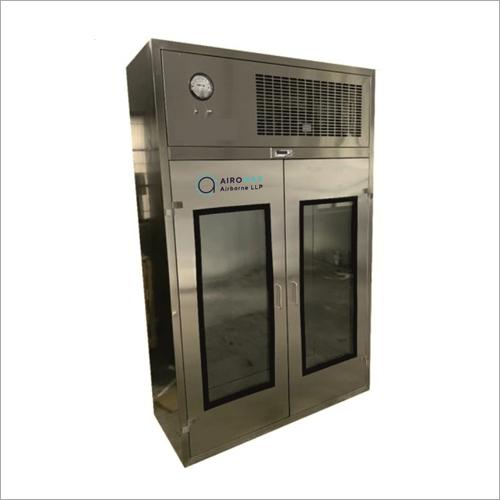 Dynamic Sterile Garment Cabinet