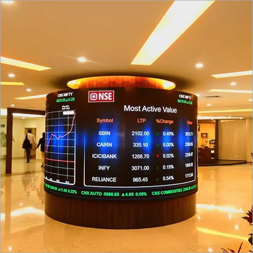 Indoor LED Video Wall and Display Screen