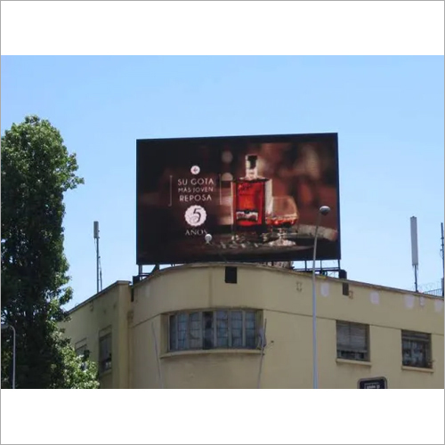 Roof LED Advertisment Video Display