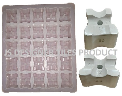 Plastic Cover Block Moulds