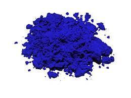 Blue Oil Color Powder