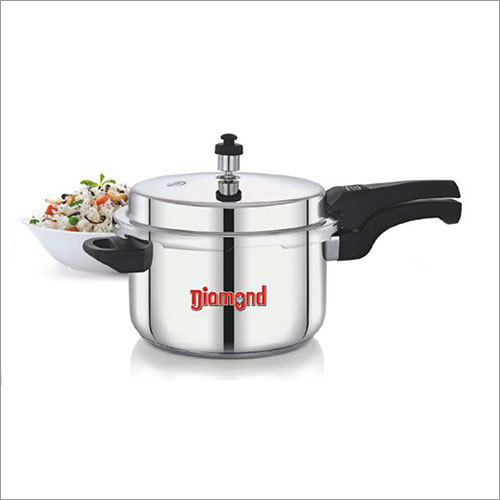 304 Stainless Steel Pressure Cooker with Sandwich Bottom