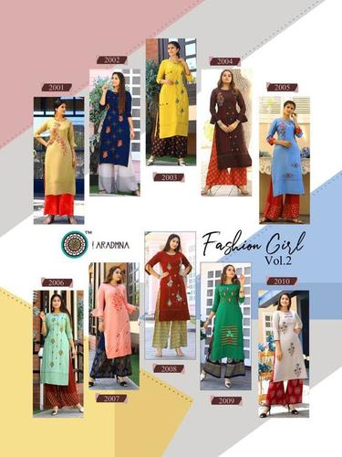 Aradhna Fashion Girl Vol-2