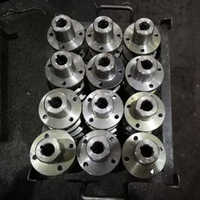 Hydraulics Pump Couplings Flange