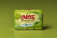 MOZ Lime Bath Soaps