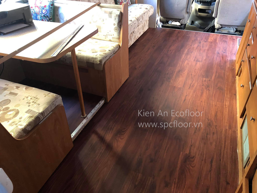 Luxury SPC Waterproof Click Flooring