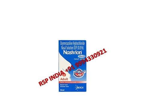 Nasivion  (Adult) Nasal Spray 10ml