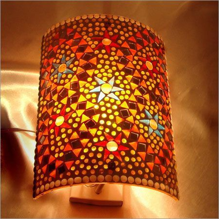 Multicolor Wall Lamp Multicolor Wall Lamp