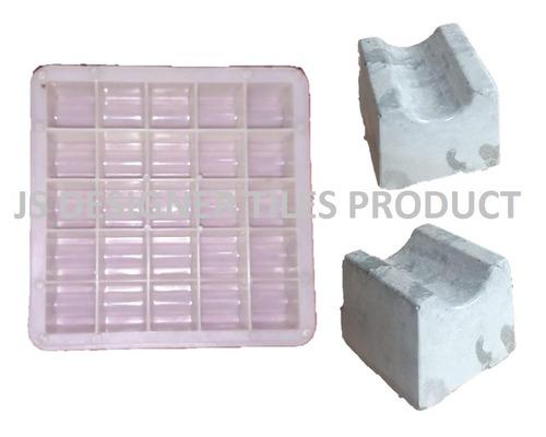 Plastic Cover Block Moulds-20.mm