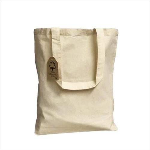 Organic Cotton Canvas Bag