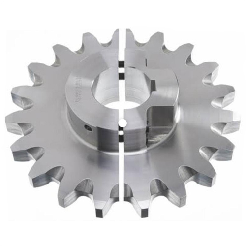 Two Part Sprocket