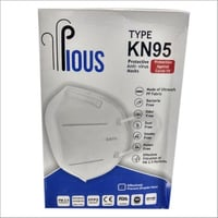 KN95 Protective Anti Virus Mask
