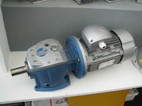 ROBUS HELICAL GEAR MOTOR