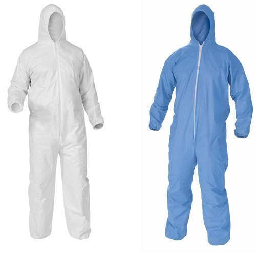 Non Woven PPE Disposable Coverall