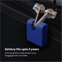 Baggage Smart Pad Lock