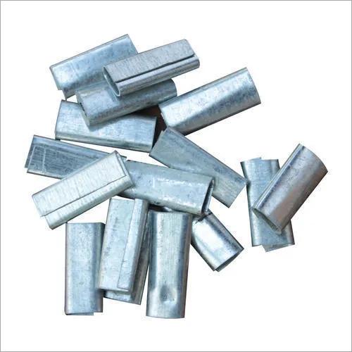 Aluminium Strap Packing Clip