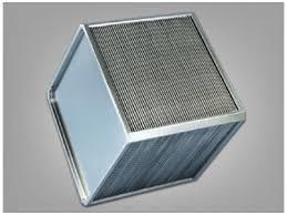 50 CFM To 40000 Cross Flow Heat Exchanger