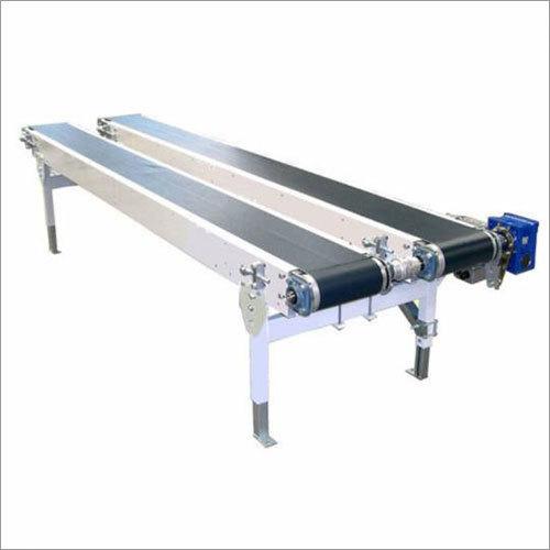 Double Decker Belt Conveyor