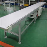 Knife Edge Belt Conveyor