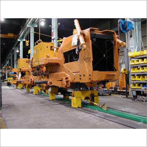 Heavy Duty Tow Line Conveyor