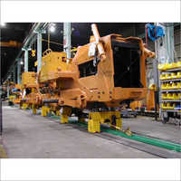 Heavy Duty Tow Line Conveyor