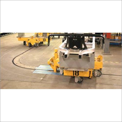 90 Degree Tow Line Conveyor