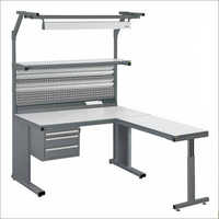 L Type Assembly Table
