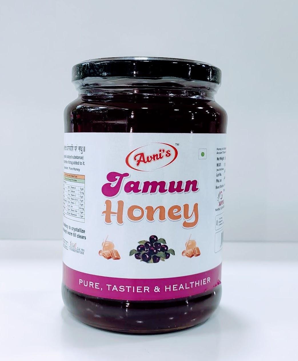 Blackberry Honey