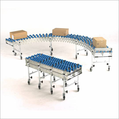 Flexible Stake Wheel Conveyor