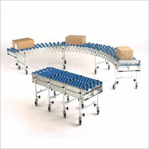 Flexible Stake Wheel Conveyor