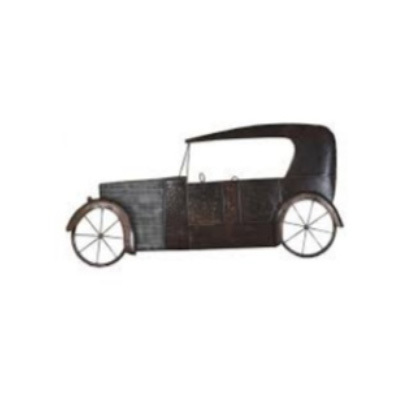 Iron Handicraft  Wall Decor Car