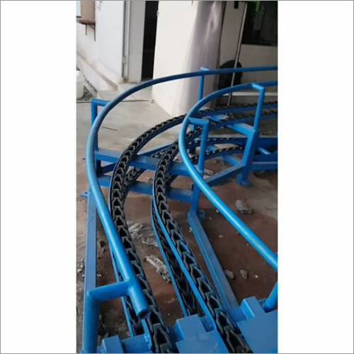 Milk Can Chain Conveyor
