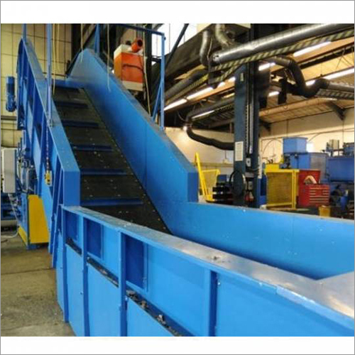 Incline Slat Conveyor