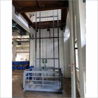 Hoist Type Goods Lift