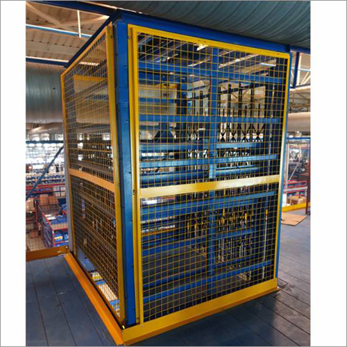 Cage Type Goods Lift
