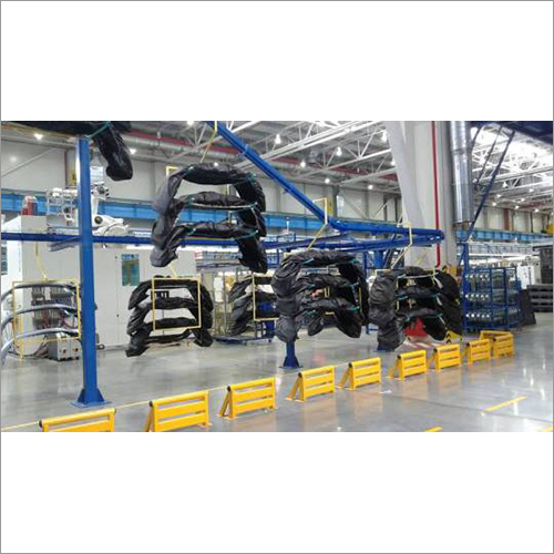 Automobile Overhead Conveyor