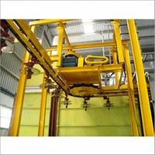 Industrial Automatic Overhead Conveyor