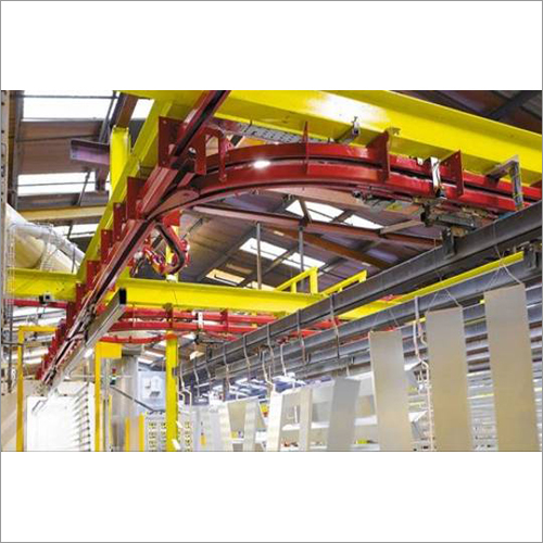 Overhead Garment Dryer Conveyor