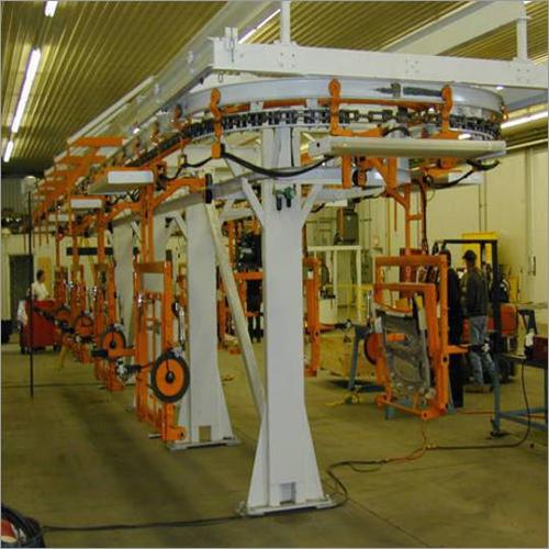 Electric Monorail Conveyor