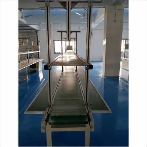 Assembly Line Conveyor For LED Lights