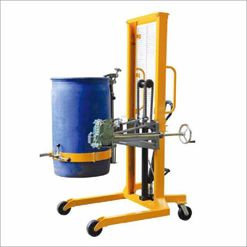 Hydraulic Drum Lifter and Tilter