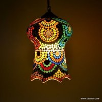 Multicolor Design Hanging Light Decorative Items Items Hanging