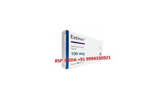 Eutirox 100mcg Tablets