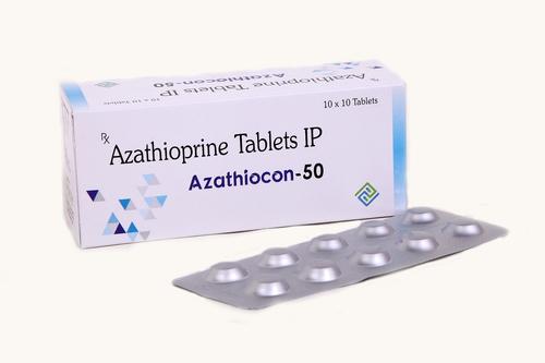 AZATHIOPRINE 50MG