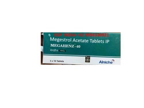 Megahenz 40mg Tablets