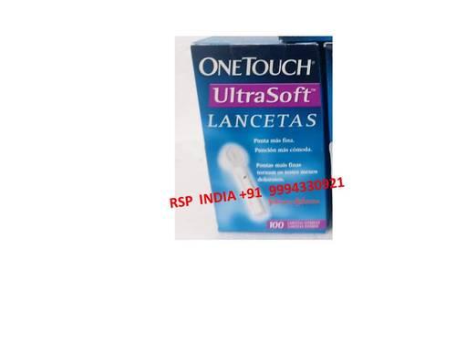 Onetouch Ultrasoft Lancetas