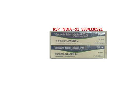 Thromboclear 60mg Injection