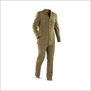 Cotton Police Uniform