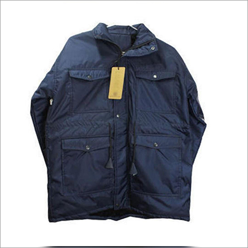 Full Sleeves Security Guard Jacket