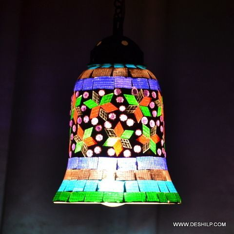 Multicolor New Stylish Wall Hanging Lamp